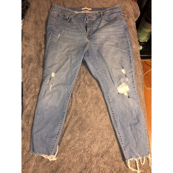 Levi's Denim - Plus Size Levi's
